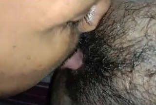 Desi Bhabhi Blowjob and Pussy Linking Part 2