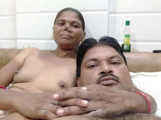 Mature Couple Record Nude Selfie Part 1