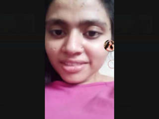 Bangladeshi Beautiful Married Girl Affair With Husband Friend Showing On VideoCall