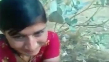 Indian porn sites presents Punjabi village girl outdoor sex with lover