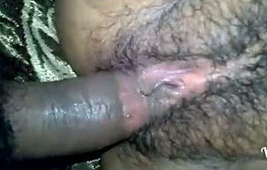 Desi hairy pussy bhabi fucked by lover