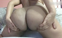 hot indian babe shower tease and masturbate part 2
