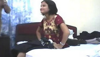Cute young desi rand fucked
