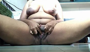 Big titty indian slut makes herself squirt multiple times