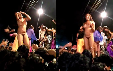 Andrea Nude Dance Show (New)
