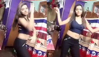 Misty Navel Dance New