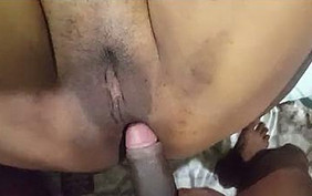 Indian wife shaved pussy fucked