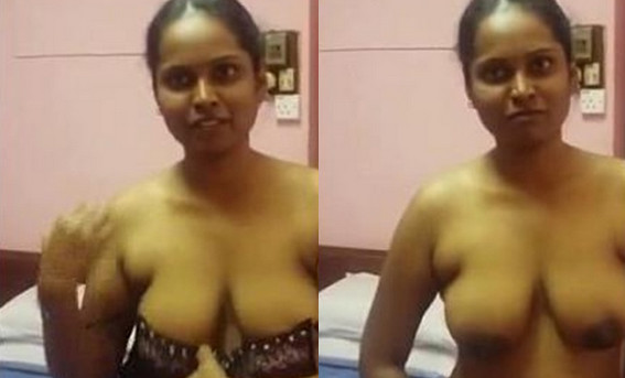 Tamil Girl Removing Top & Sucking Dick wid Audio