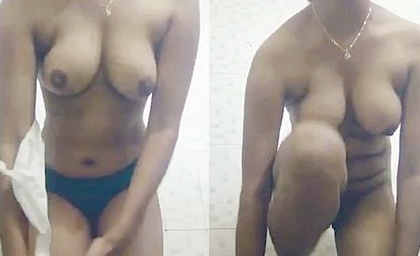 Sexy Tamil Girl Nude Selfie 3
