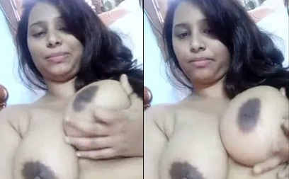 desi big boobs girl show