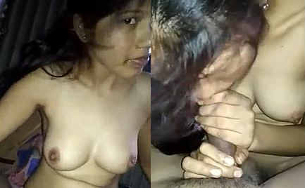 indian girl blowjob 3
