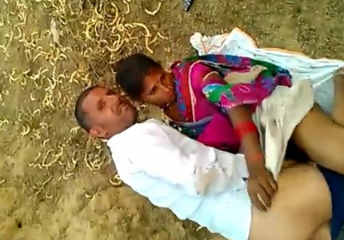 Desi couple caught having sex in jungle