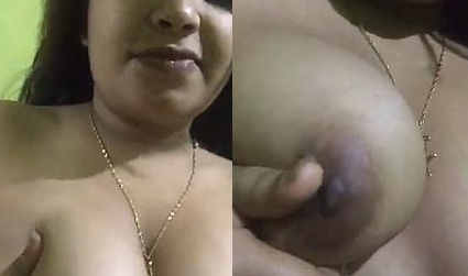 Sexy Indian Girl Nude Selfie For BF 1