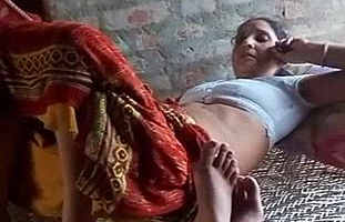 Hot marwadi housewife anamika singh hot in home