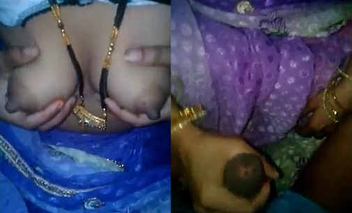 desi village wife lalita singh showing boobs handjob hubbys cock