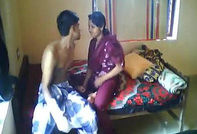 Desi teen lovers in eight parts