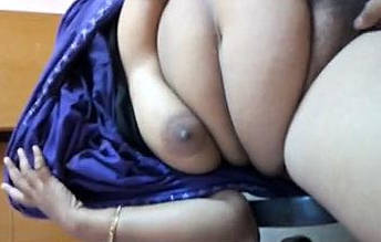 Indian Wife Pussy Fingering by Husband