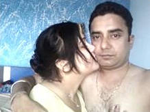 desi couples hot boob show