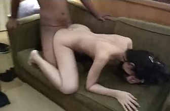 Hyderabadi wife 'Naddie' getting fucked by hubby's friend.