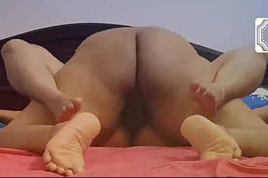 desi wife anju pounded hard by hubby in missionary position