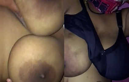 Mallu Aunty with Huge Boobs 1