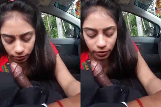 tamil nurse blowjob like an expert in car wid audio