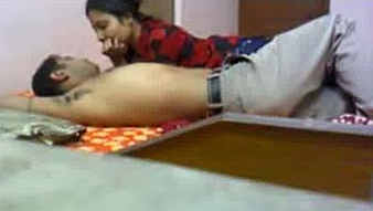 desi bhabhi enjoying with husbands friend