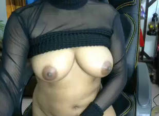 mona desi big boob babe on webcam