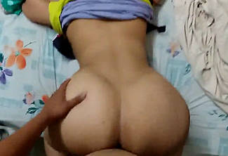 Jiggly Big Ass Desi Teen Fucked Hard