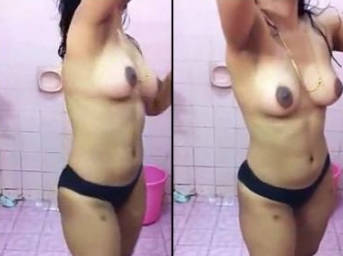 Famous Tamil Girl New Clip Leaked wid Audio