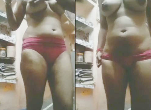 desi girl showing her sexy and horny body