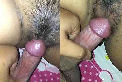 Desi hairy pussy fucked