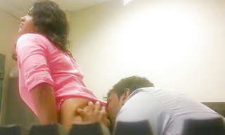 Desi girl fuck with her boss