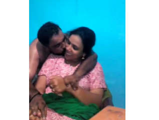Desi hot village aunty romance with her husband boss