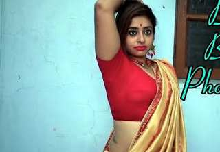 Desi village bou hot photoshoot