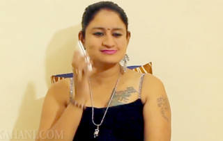 Indian Bhabhi with repairman Part-1