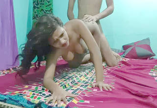 Indian cute girl sarika hard fucking with bf part 2