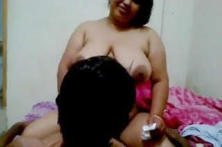 Big Boobs Indian Wife Fucked BY Husband