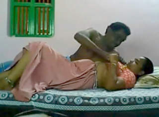 Desi Tamil Couple fucking