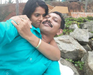 South indian wife sexy romance with hubby