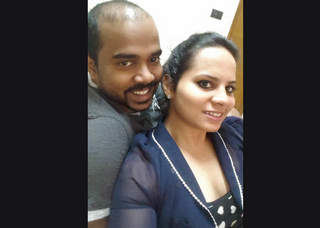 Nri South Indian Couple Videos Part 1