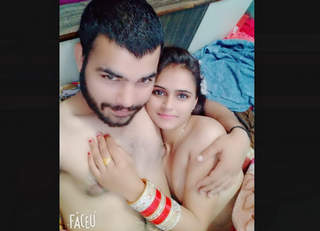 Haryanvi Newly Married Couple Must Watch
