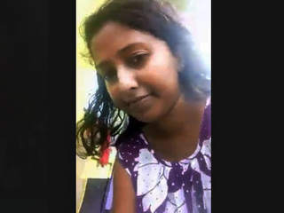 Bangali Girl Tumpa Before Bath Video