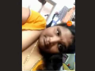 Desi Bhabhi Video Call with Lover