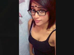 Hot Tamil Desi Girl Lacked Selfie Videos Part 4