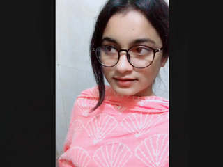 Bangladeshi Beautiful Cute Horny Girl Showing And Fingering On Video Call With Lover 2 Clips Part 1
