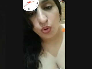 Sexy Paki Girl On Video Call