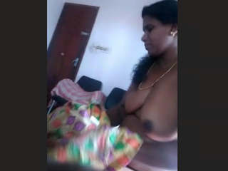 tamil Wife Giving Blowjob