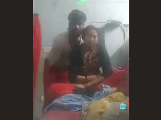 Desi known couple latest live fucking show on tango